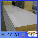 Precio del panel de emparedado de la pared del panel de emparedado del poliuretano