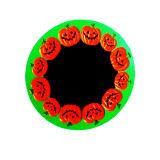 Le meilleur cadeau d'artisanat / Halloween Party Fournitures / Vaisselle - Bac de citrouille (WL8307P-3)