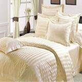 セットされるエジプトのホテル300の糸のカウントの羽毛布団カバー(DPF1029)
