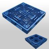1100X1100 de Fabriek van de lage Prijs leverde direct de Plastic Pallet van de Opslag