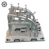 A tampa de precisão de Polimento personalizada do Molde de Injeção de Plástico para carro