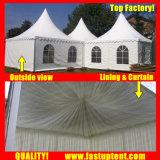 Наиболее высокий пик пагода палатка 6X6m 6м х 6 м 6 на 6 6X6 6m