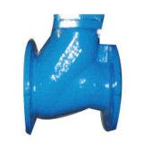 Gietijzer/de Kneedbare Ijzer Van een flens voorzien Kleppen van de Controle van de Bal