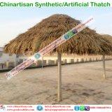 Коттеджи Thatched крыши листьев ладони синтетического Thatch искусственние