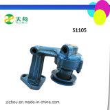 Assy водяной помпы частей двигателя Km130 мотора Laidong