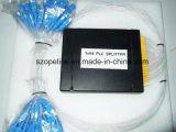 Gponのテレコミュニケーション1X64のプラスチックの箱PLCのディバイダー