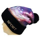 昇華印刷NTD1680を用いる編まれた帽子を暖めなさい