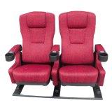 コップホールダーの劇場の座席(EB02)が付いている現代贅沢な映画館の椅子