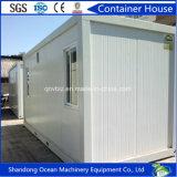 Casa de acero prefabricada del envase del edificio del retiro conveniente del material de construcción de la estructura de acero
