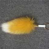 Boucle principale de Fox d'approvisionnement d'usine de billes bon marché de fourrure