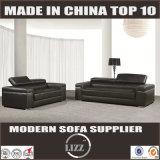 Modernes ledernes Sofa eingestellt (Lz900)