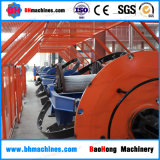 Kabel-Maschine - Bogen-Schiffbruch-Maschinen-Zeilensprung Strander Kabel-Maschine