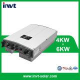 Inverseur solaire Réseau-Attaché triphasé de la série 4kw/5kw/6kw d'Invt BG