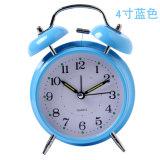 고품질 소형 다채로운 실리콘 유일한 경보 책상 시계