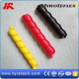 Vermelho a proteção de mangueira de plástico de alta qualidade/protector de borracha fabricados na China