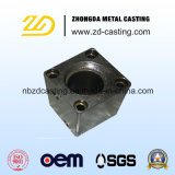 OEM Sand Casting of Ductile Iron for Base Support