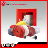 Tutta la manichetta antincendio della tela di canapa del rivestimento del PVC di pressione di esercizio e del diametro