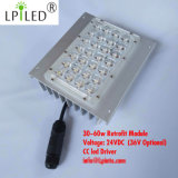50W LED para o Holofote Streetlight LUZ DO TUNEL