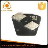 사방형 구체적인 사다리꼴 다이아몬드 가는 세그먼트