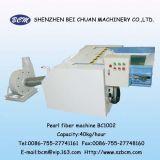 Máquina de la fibra de la perla para la almohadilla/el amortiguador