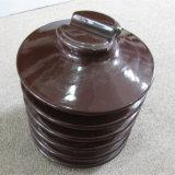 De Isolatie van de hoogspanning met Ceramisch/Porselein, Glas, Samenstelling, Polymeer, het Rubber van het Silicone