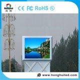 Écran polychrome extérieur de location de l'Afficheur LED P6 avec le mur visuel