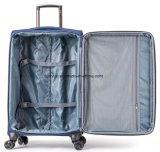 """Il tessuto pratico 20 di Oxford di vendita calda """", 24 """", insieme universale della cassa dei bagagli di corsa delle 28 """" rotelle, fabbrica su ordinazione discute l'alloggiamento sacchetto filtro del carrello per lo scatto"""