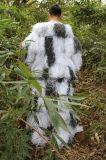 5 Sneeuw Camo van het Kostuum Ghillie van het stuk de Volwassen