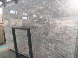 Nuova lastra di marmo grigia di marmo grigia di Vemont