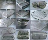 Filtre à mailles métalliques en acier inoxydable de haute qualité