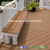 Populärer bunter WPC zusammengesetzter Plattform-Bodenbelag in den Garten-Plattformen