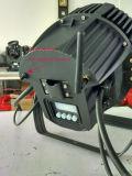 Im Freien 9PCS 4in1 Batterie drahtloses Steuer-DMX LED NENNWERT Licht