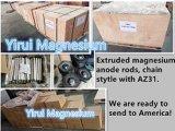 マグネシウムの陽極棒は陽極棒給湯装置のためのマグネシウムの突き出た