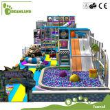 子供の屋内柔らかい演劇の屋内運動場装置の屋内運動場Dlid245のためのおもちゃの運動場