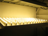 Base G4 24 2835 SMD LED de luz de lámpara 2.5 vatios AC / DC 12V Bombilla blanca cálida