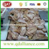 Halal Skinless congelados de Pechuga de pollo deshuesada.