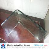 セリウムの証明の和らげられたか、または強くされた曲げられるか、または曲げられるガラス