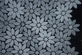 Natürliche Steinmarmorsonnenblume-Wasserstrahlentwurfs-Mosaik-Fliese