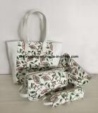 Sacchetti della borsa del Tote delle donne di bellezza dell'unità di elaborazione dell'edizione di estate