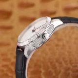 스테인리스 상자 남녀 공통 주문 손목 아날로그 시계