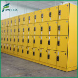 Yellow Color Hotels Cabinet Cabinet for Staff Clothing