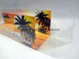 прозрачная коробка пластмассы напечатанная PP/PVC/PET (ясные упаковывая коробки)