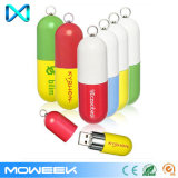 Mini Impressora personalizada Capsule Pen USB Flash Drives