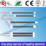 Lampada infrarossa del riscaldatore per il riscaldatore del patio e l'applicazione industriale