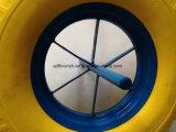 Pneumatico di rotella della gomma piuma dell'unità di elaborazione per la riga della barra 16X4.00-8 del carrello del carrello
