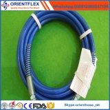 Boyau hydraulique en caoutchouc de qualité (SAE100 R7)