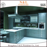 N&L de modulaire Stevige Houten Keukenkast van het Ontwerp