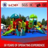 Terrain de jeux en plastique, extérieur, aire de jeux intérieure, coffre-fort Aire de jeux HD16-156b