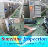 Controlli/servizi di controllo qualità del frigorifero e del congelatore degli apparecchi di cucina