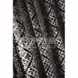 Polyester popolare Home Textile Black fuori Curtain Fabric
